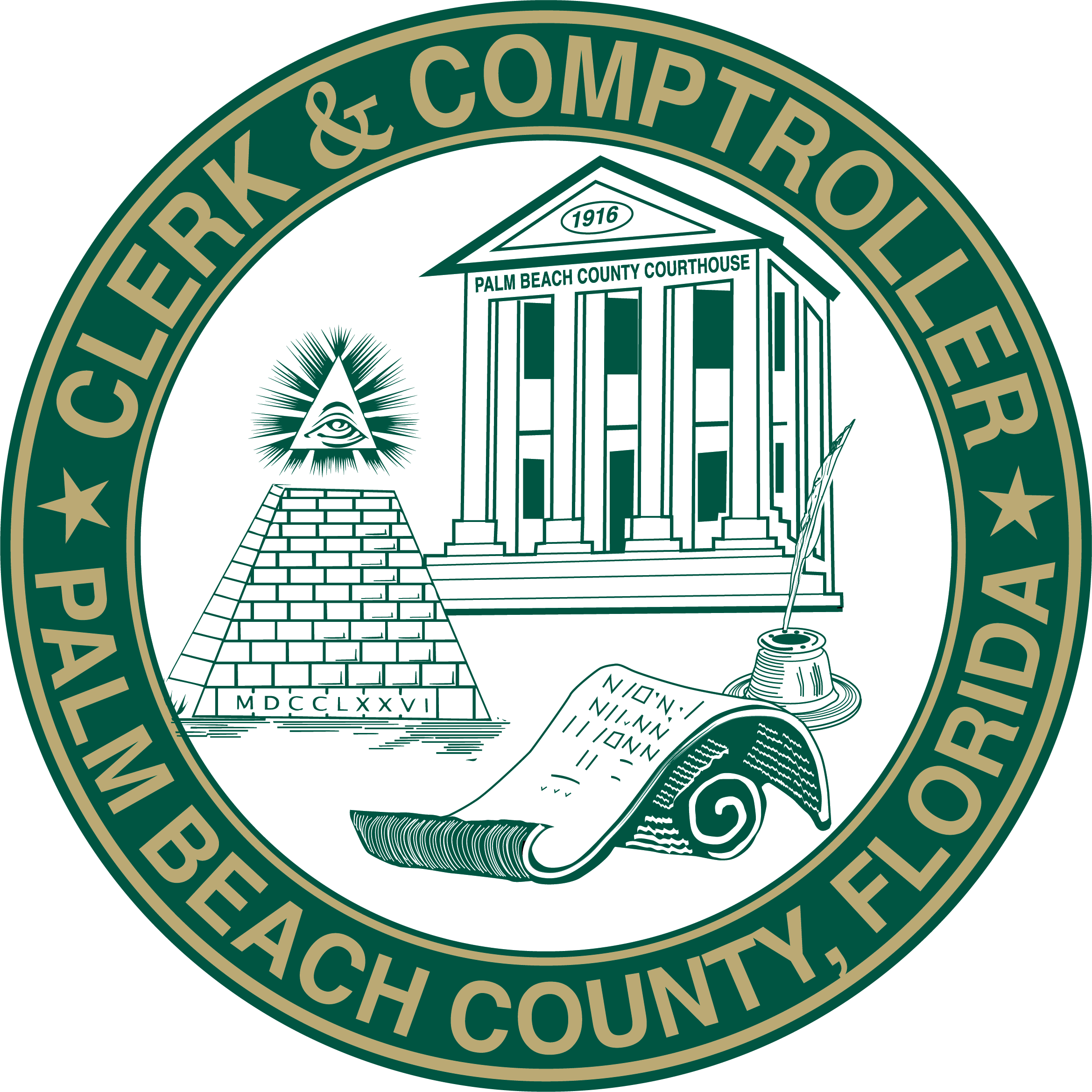 Clerks for Pies (Clerk & Comptroller, Palm Beach County)